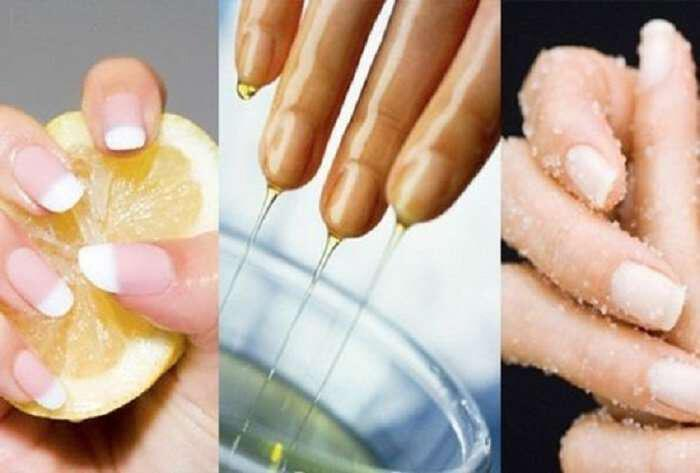 Σπιτικές θεραπείες για τα ευαίσθητα νύχια