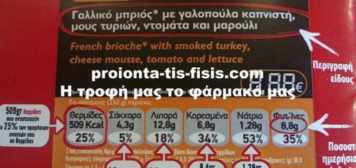 aspida-ygeias-diatrofikes-etiketes-sta-trofima-kai-pos-diavazontai