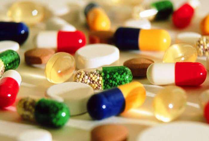 οι επιπτώσεις των αντιβιοτικών διάφορα φάρμακα
