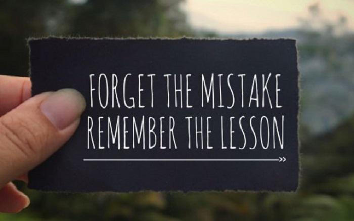 Γιατί επαναλαμβάνουμε τόσο συχνά τα λάθη μας;