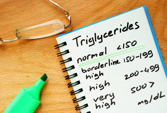 Υψηλά τριγλυκερίδια: Σύνδεση με 7 προβλήματα υγείας