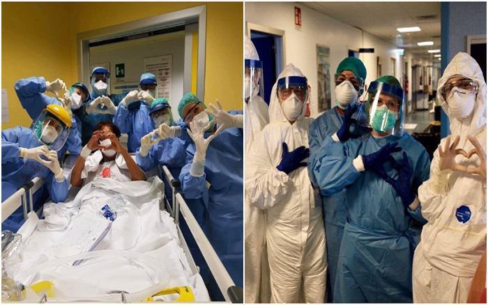 Ιταλία-Κοροναϊός: 925 άνθρωποι θεραπεύτηκαν σε ένα 24ωρο! «Μοιράστε και τα θετικά!»