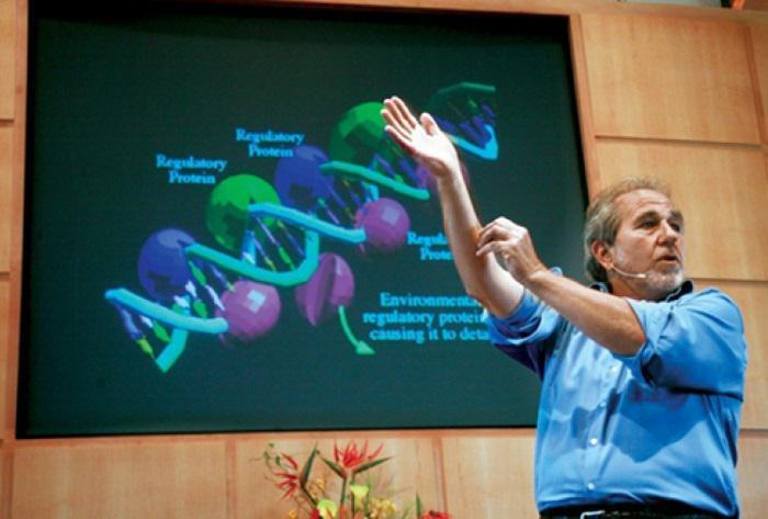 Dr Bruce Lipton~Οι σκέψεις επιδρούν σε κύτταρα και υγεία-Συνειδητό και υποσυνείδητο